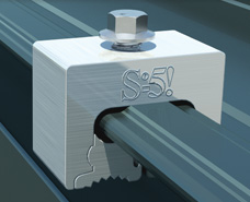 S-5! Non-Penetrating 'T' / Single Fold / 