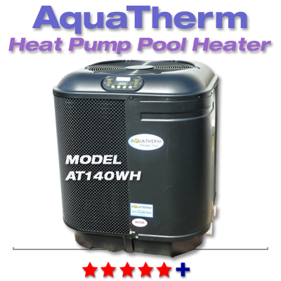 Heat Pump Pool Heaters - Aquatherm - AT115