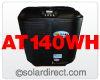 AT140WH AquaTherm Whisper Heat Pump Pool Heater with Titanium Heat Exchanger. 140,000 BTUs
