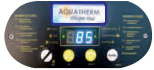 Heat Pump Pool Heaters - Aquatherm - AT140
