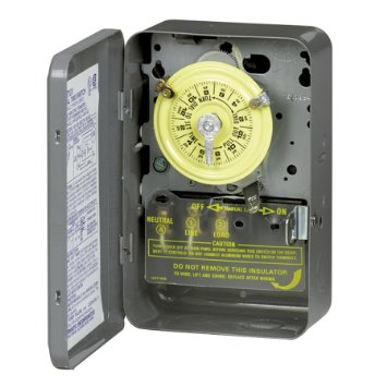 CLEARANCE: Intermatic Mechanical Time Switch T104