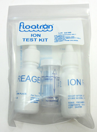 floatron test kit