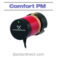Comfort PM water circulation
