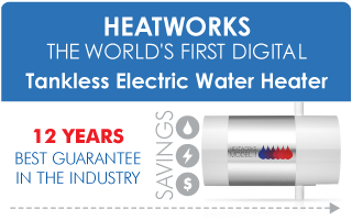 Heatworks Tankless Water Heater