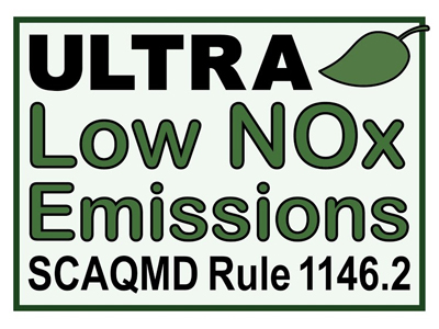 Hydra Smart Low NOx Emissions