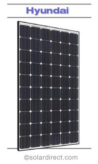 Grid Tie Solar Electric System With Hyundai 280w Panels