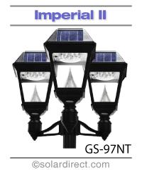 Imperial II LED lamp