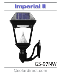 Imperial II LED lamp