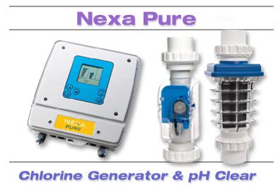Nexa Pure Pool Chlorine Generator