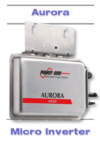 Power One Aurora Micro Inverter