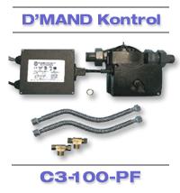 dmand kontrol c3-100-pf