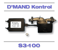Act D'MAND Kontrols System 3-Sd Pump Model S3-100 on