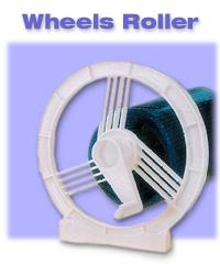 Feherguard Wheels Roller