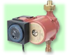 Grundfos Hot Water Circulating Pump - Bronze Body, 115V, Sweat Mount, with Check Valve, UP15-10BUC5