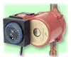 Grundfos Hot Water Circulating Pump - Bronze Body, 115V, Sweat Mount, UP15-42B5