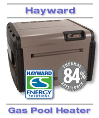 Hayward NOx pool gas heater