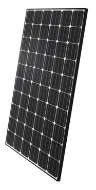 lg monocrystalline solar pv module 280 watts. Black Bedroom Furniture Sets. Home Design Ideas