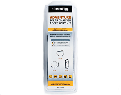 PowerFilm Accessories