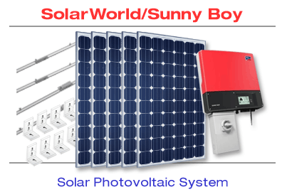 Grid Tie Solar Electric System