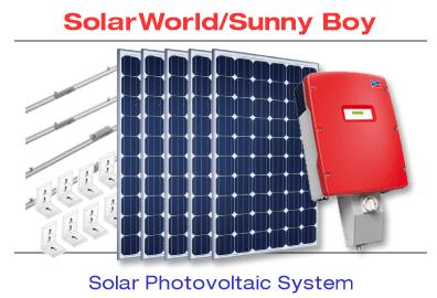 Grid Tie Solar Electric System