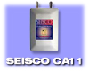 Seisco Tankless Electric Water Heater 2 Chamber Model: CA-11, 240 Volt - FREE SHIPPING<br>SALE! Sales final, no return or refunds