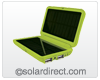 Wagan Solar e Charger for Mobile Electronics - Free Shipping.