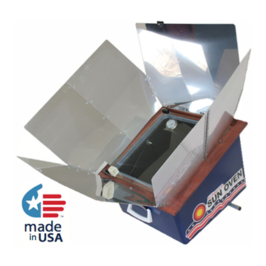 All American Solar Oven