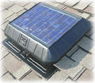 Solar Attic Fan Standard Mount
