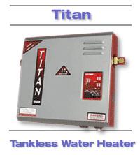 Titan Scr4 Tankless Electronic Water Heater