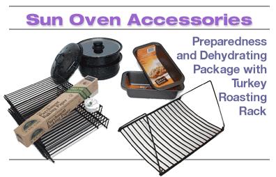 Sun Oven Accessories