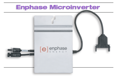 Enphase Microinverter