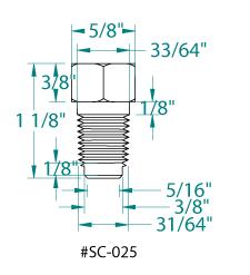 Pool water sensor dimensions
