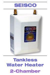 Seisco Tankless Electric Water Heater