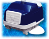 StarzTruck - Automatic Suction-Side Inground Pool Cleaner made in the USA by AquaStar