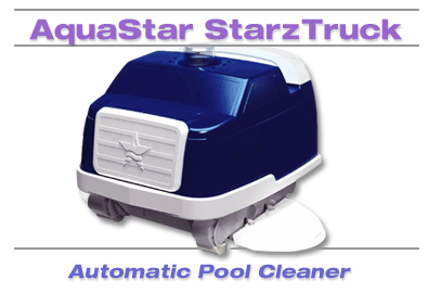 StarzTruck Automatic pool Cleaner