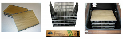 Sun Oven Dehydrating and Baking Racks