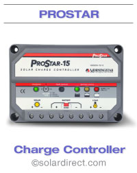 prostar charge controller