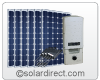 Grid-Tie Solar Electric System with SolarWorld 285W Panels with Optimizers and SolarEdge 3.0kW Inverter   - FREE SHIPPING