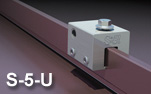 S-5! Non-Penetrating Universal Metal Roof Seam Clamp - Model S-5-U