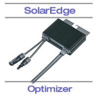 Solar Edge Optimizer for solar panels