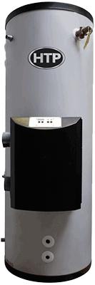 Phoenix solar water heater