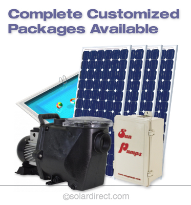 Complete Customized Packages Available