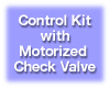 Differential Control Kit with Motorized Check Valve. Model CK-D-M