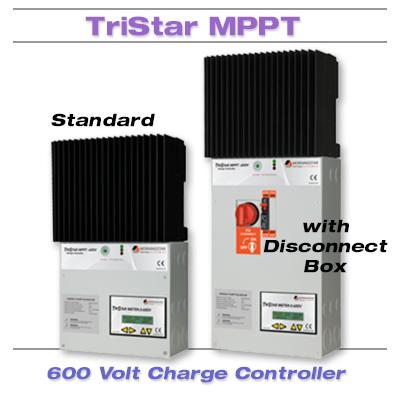 TriStar Solar Controller
