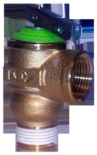 Apollo vacuum relief valve