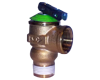 CLEARANCE: P1000AXL-125C Zurn Wilkins Lead-Free, Pressure-Only, Safety Relief Valve